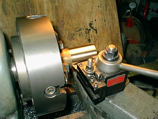 C P Machine Shop